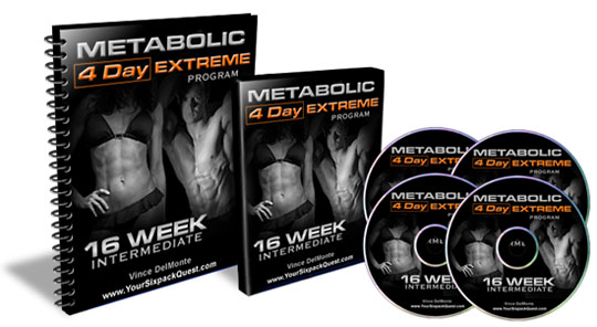 4 Day Metabolic Extreme