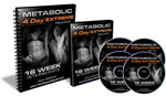 4 Day Metabolic Extreme Program