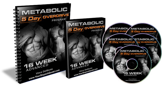 5 Day Metabolic Overdrive Program