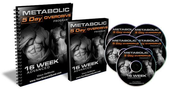 5 Day Metabolic Overdrive Program