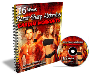Razor Sharp Abs Cardio