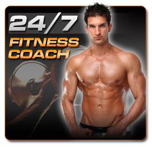 Fitness Coach Vince DelMonte