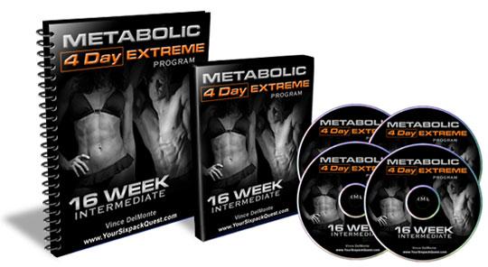 4 Day Metabolic Extreme