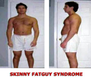 Skinny Fat Guy Syndrome